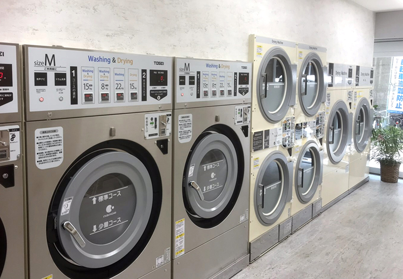 washer's